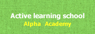 Active learning school